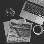 krant en internet als onderdeel van customer journey